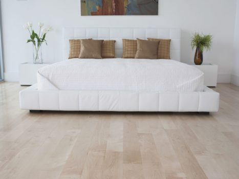 Flooring Gives a Pleasant And Relaxed Feeling