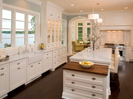 Install Marble Countertops in Your Kitchen For a Terrific Glamorous Look