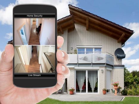 Install Outdoor Cameras to Protect your Home