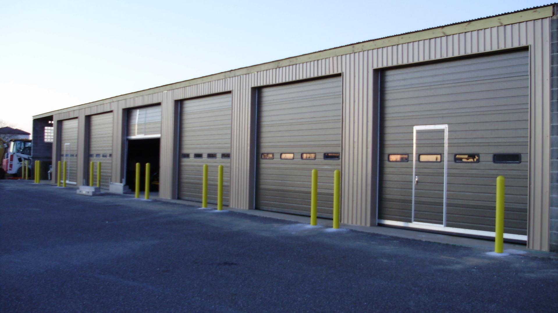 Are Commercial Garage Doors For You Single Home Improvements